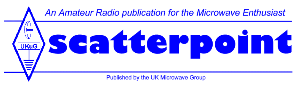 UK Microwave Group - Scatterpoint